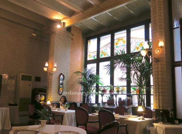 Casa Calvert Restaurant Gaudi Barcelona - 2