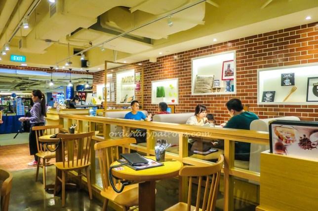 Dutch Baby Cafe at Paragon