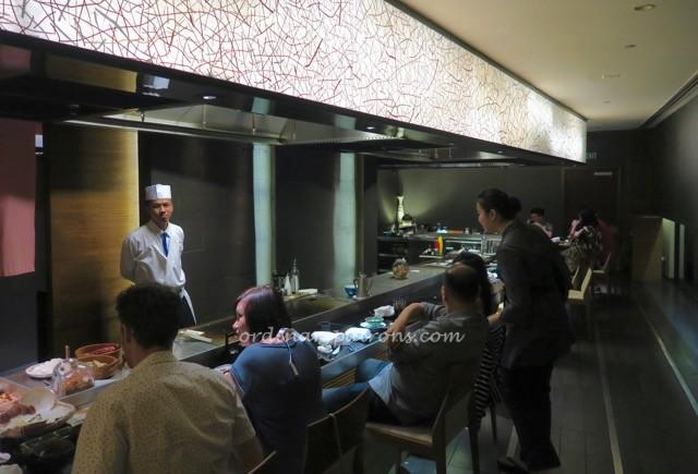 Keyaki Japanese Restaurant Pan Pacific Hotel - 31