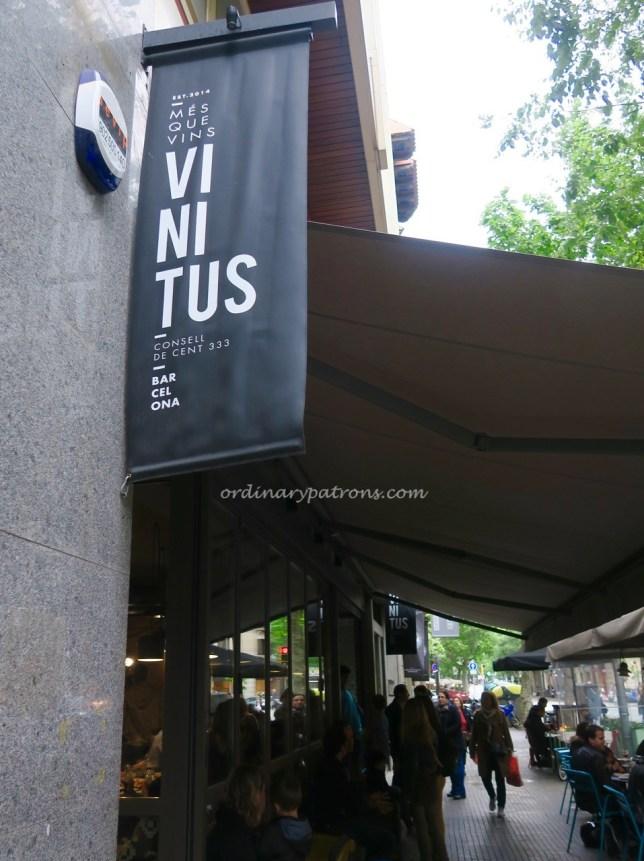 Vinitus Barcelona - 2