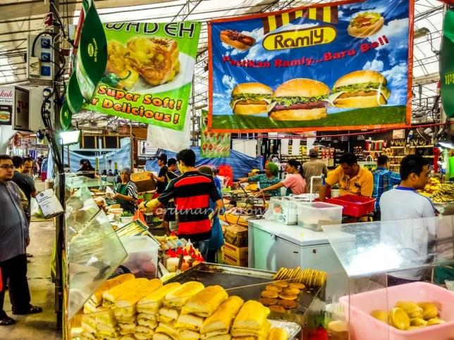 Bazaar Food at Geylang Serai 2016