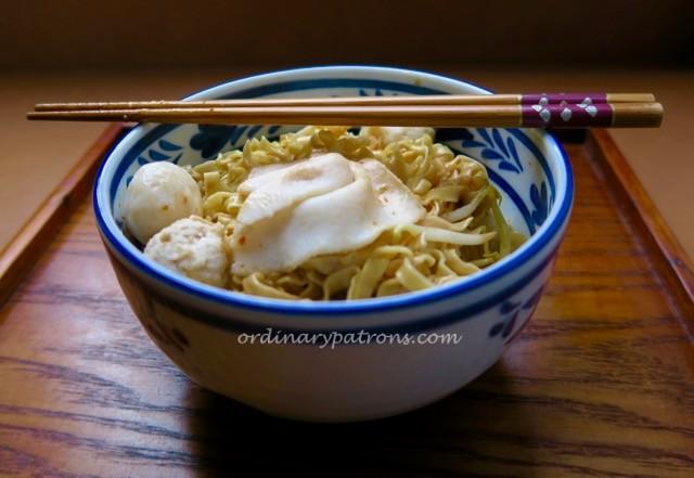 Heong Huat Fishball Noodles Ghim Moh Market - 5