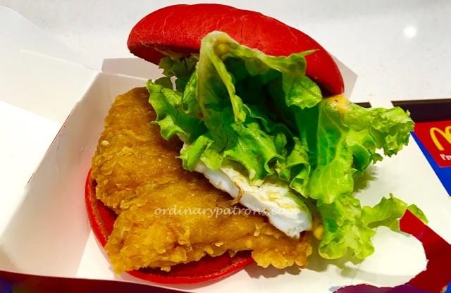 McDonald's Angry Bird Burger Jem - 6
