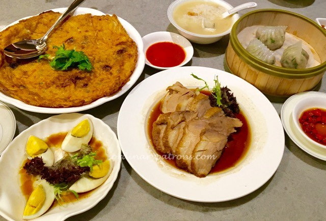 Paradise Teochew Restaurant Scotts Square