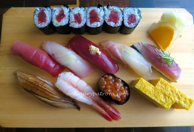 Aoki Restaurant Japanese set lunch - 15
