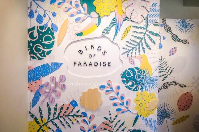 Birds of Paradise Gelato