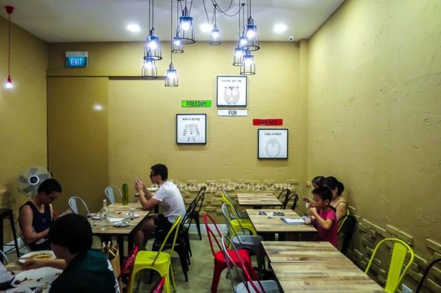 Brownice Italian Vegan Ice Cream & Kitchen Katong