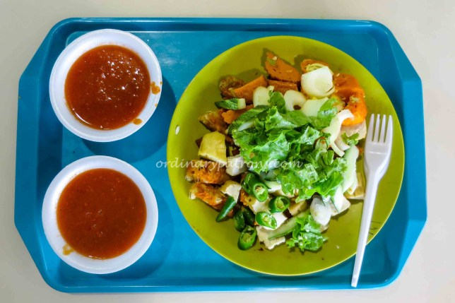 Geylang Serai Indian Rojak