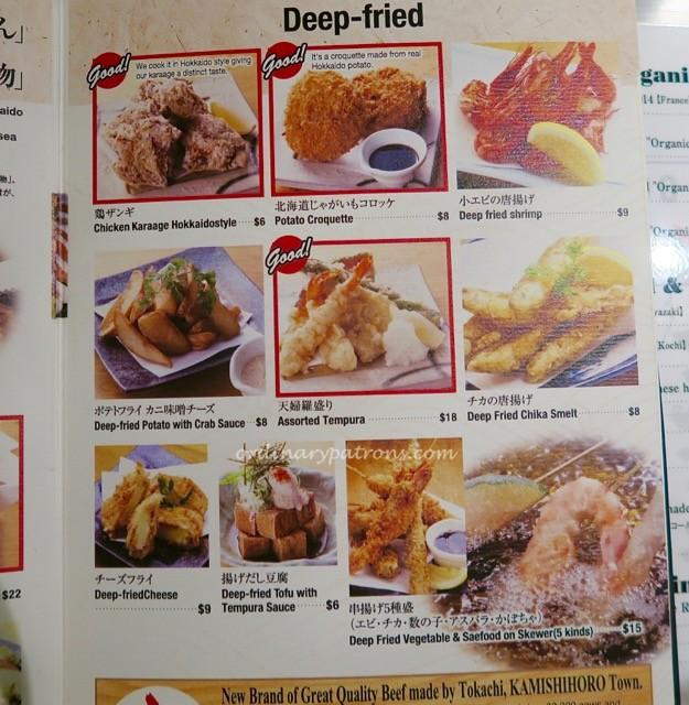 Japan Food Town, Hokkaido Izakaya - 3