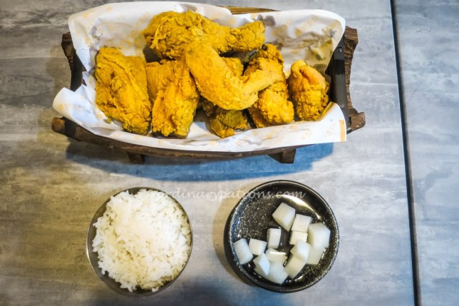 O.F.C. Oven & Fried Chicken