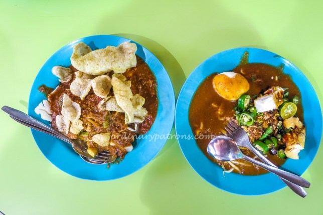 Geylang Serai Market Food Centre - Alrahman Kitchen