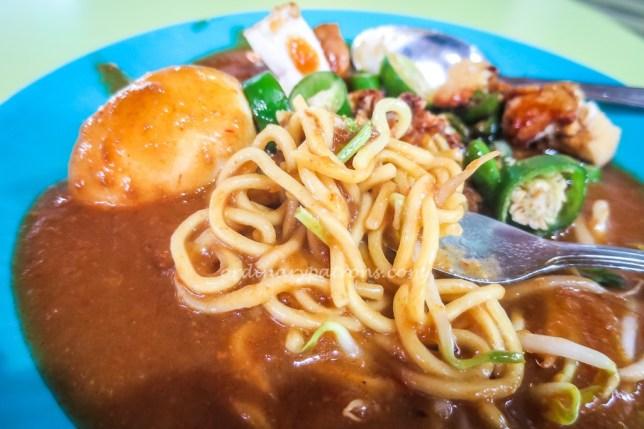 Geylang Serai Food - Mee Rebus
