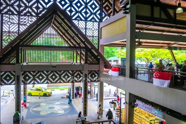 Geylang Serai Food Centre