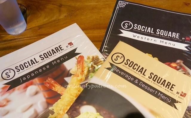Social Square Parkway Menu - 6