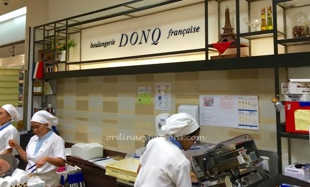Takashimaya Donq Bakery - 1