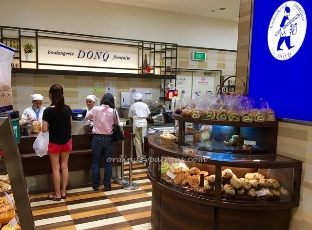 Takashimaya Donq Bakery - 5