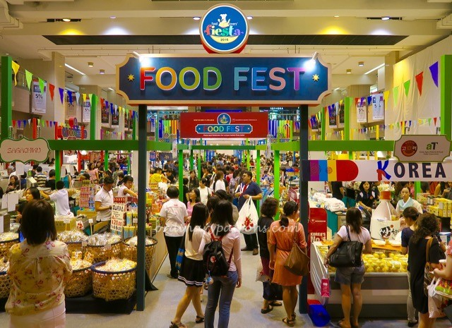 Takashimaya Food Festival 2016 July Fair - 1
