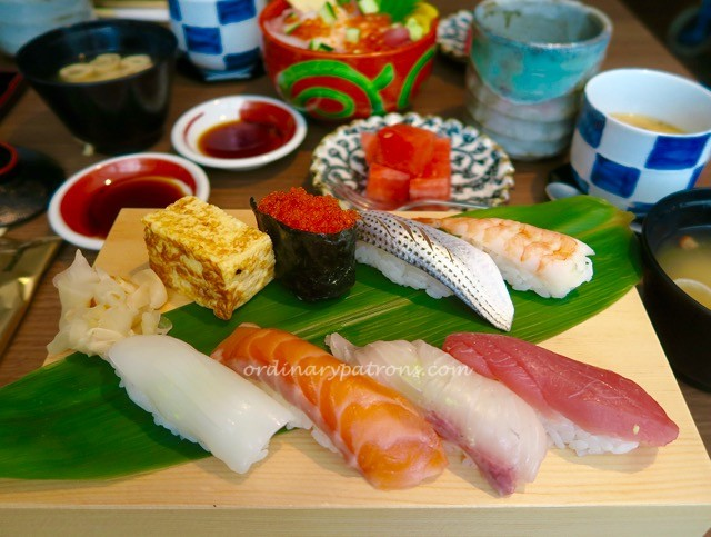Tsukiji Takewaka Singapore Sushi at Japan Food Town, Wisma Atria - 9