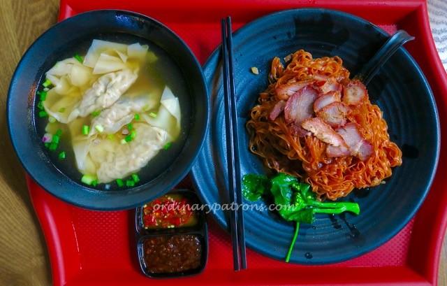 Wong Kee Wanton Noodles Timbre + Ayer Rajah - 2