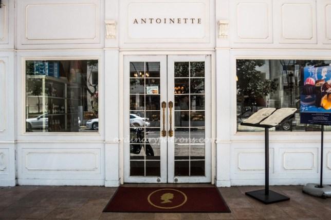 Antoinette at Penhas Road