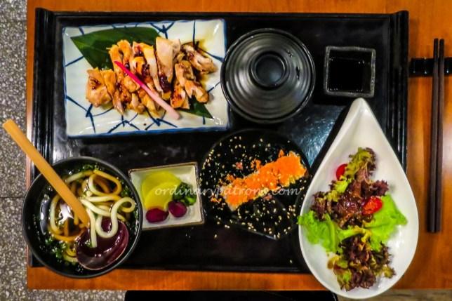 Hana Restaurant Set Lunch