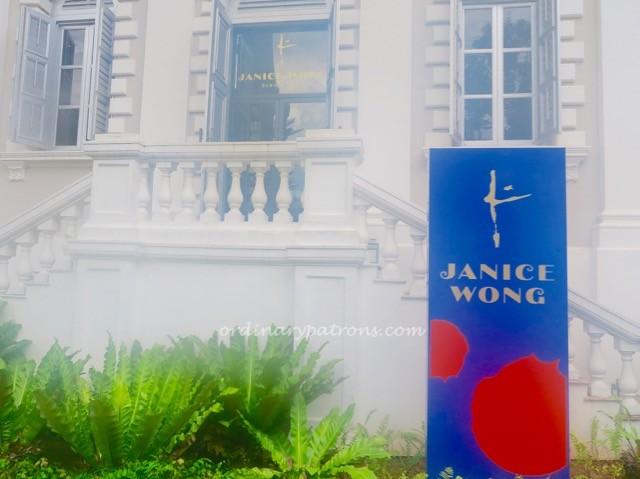 Janice Wong National Museum Restaurant - 1