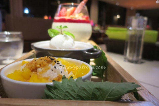 Beast & Butterflies Singapore desserts