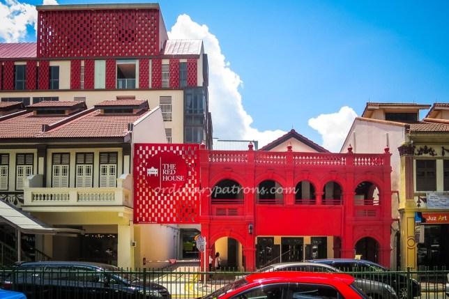 the red house katong - Red House 2016