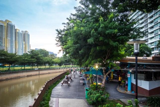 Zion Riverside Food Centre