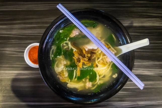 Poon Nah City Homemade Noodles at City Plaza
