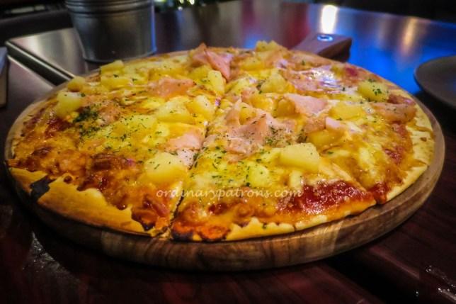 FourPlay Kitchen Pizza