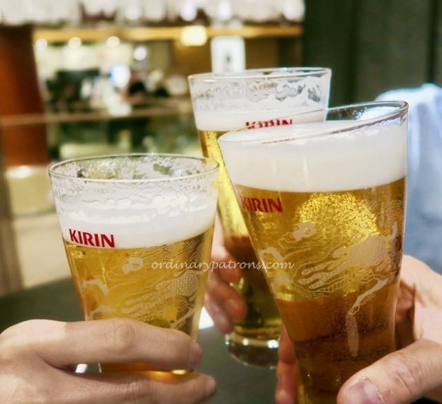 Singapore restaurants for beer drinkers
