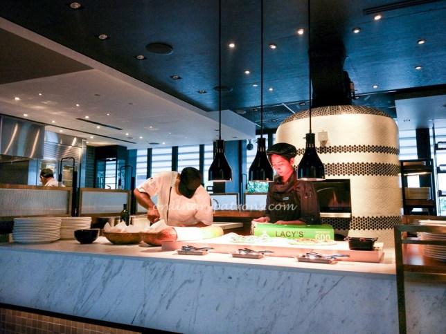 Beach road kitchen all day dining at jw marriott hotel - Jw marriott la live room service menu ...