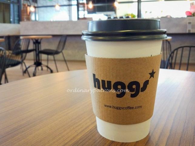 Huggs Coffee at 18 Tai Seng