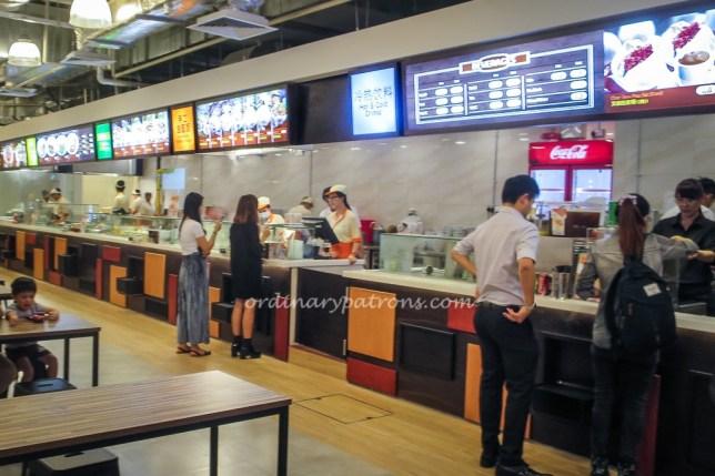 Lets' Eat Food Court 18 Tai Seng