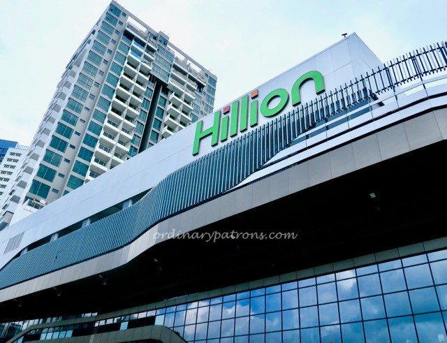 Hillion Mall Food Places and Restaurants in Bukit Panjang
