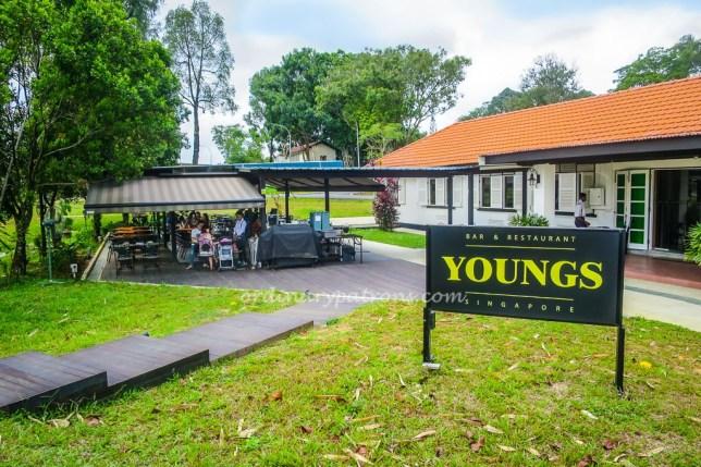 YOUNGS Bar & Restaurant Seletar