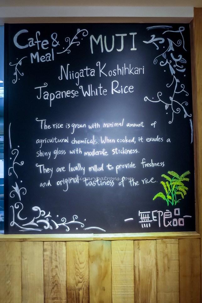 Cafe&Meal Muji at Raffles City