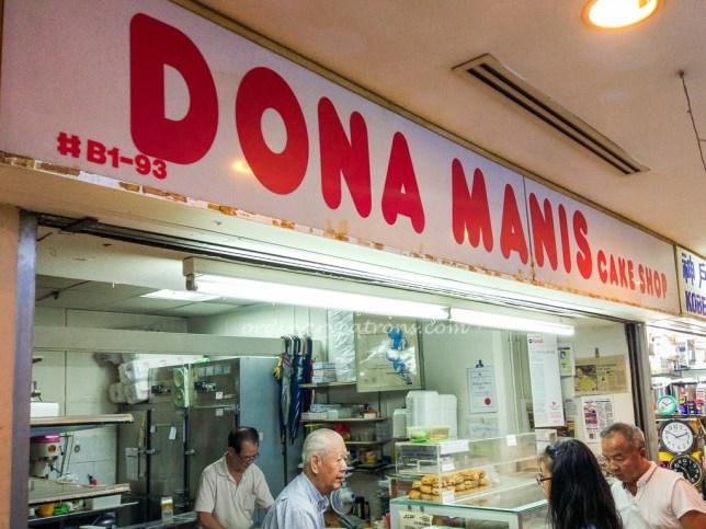 Dona Manis Cake