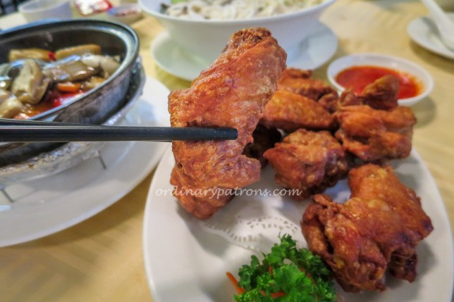 Ka Soh Prawn Paste Chicken
