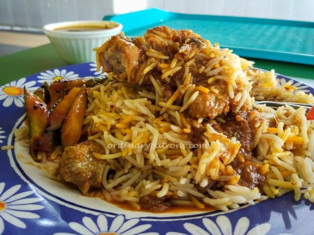 Mami Midah Chicken Briyani