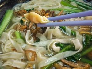 Poon Nah Abalone Clam Mee Hoon Kueh