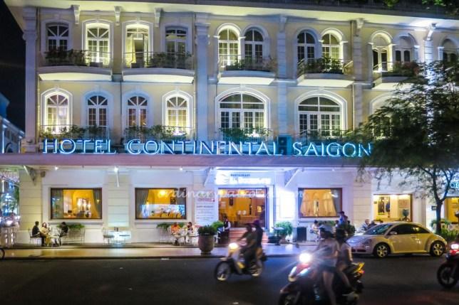 Hotel Intercontinental Saigon