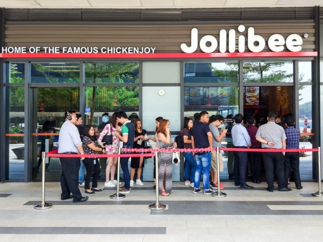 Jolibee at Paya lebar Square