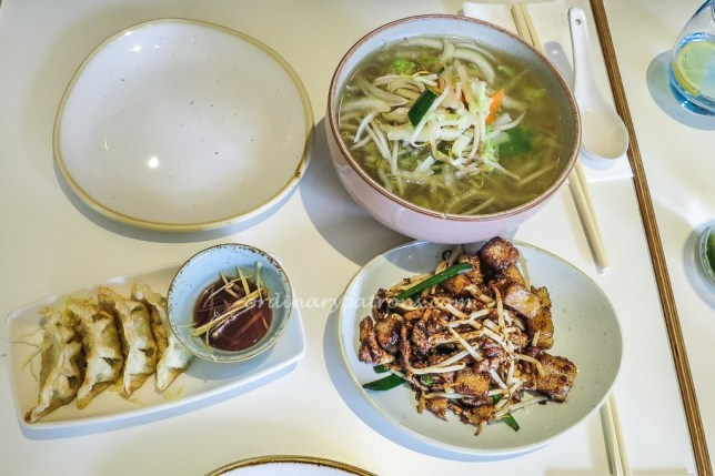 ULI Yum Cha Lunch Menu
