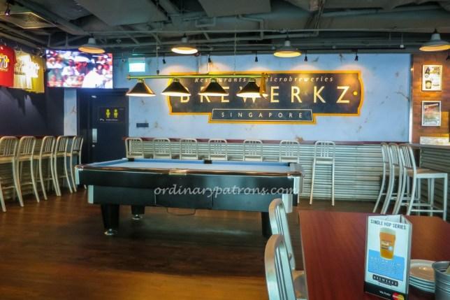 Brewerkz Indoor Stadium