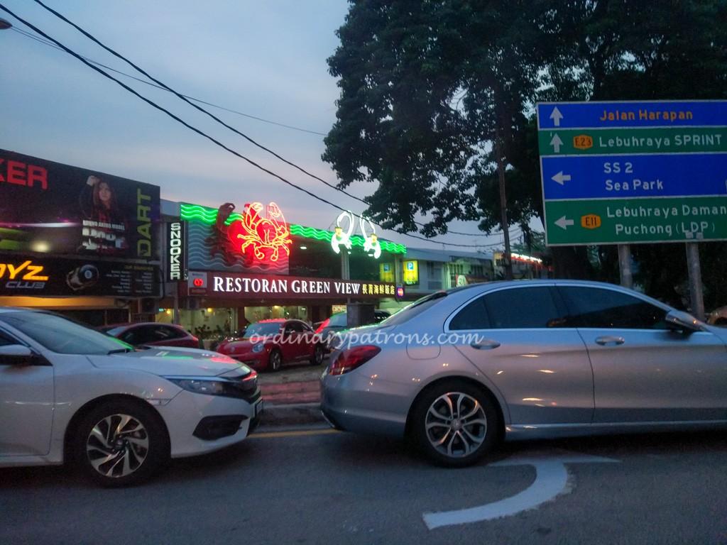 Restoran Green View
