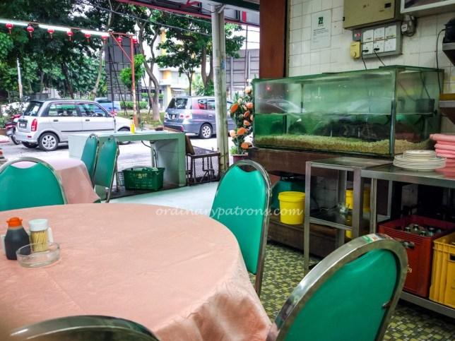 Restoran Green View in PJ