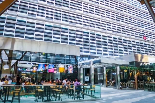 Eat at Tanjong Pagar Centre