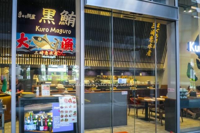 Kuro Maguro Japanese restaurant at TPC